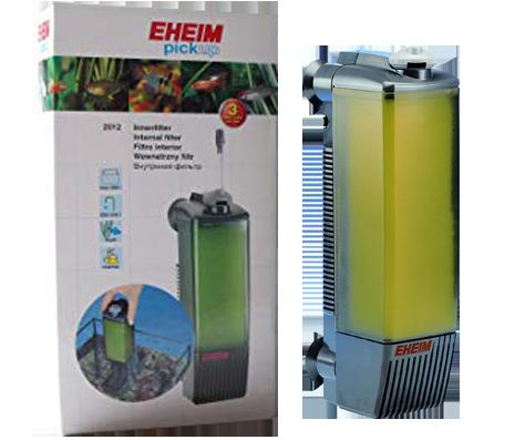 filtro interior para peces Ehim