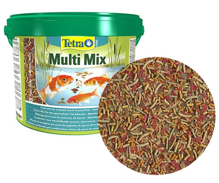 Tetra Pond Multi Mix 10L.La mejor comida para peces de 2020