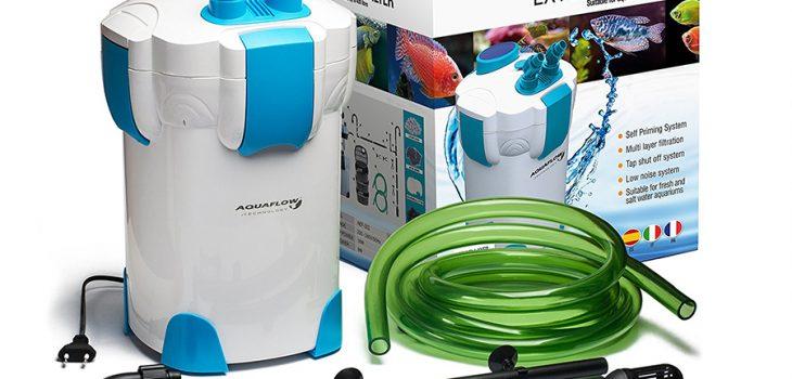 filtro exterior para acuarios grandes barato
